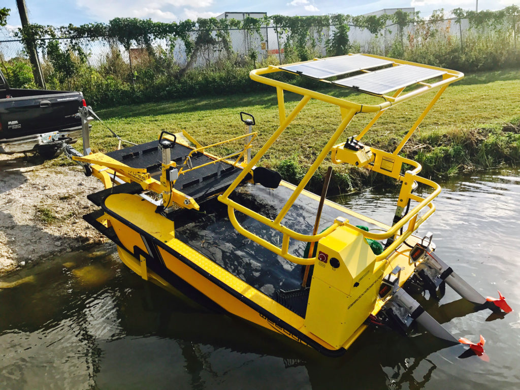 Weedoo Aqua Harvester For Sale