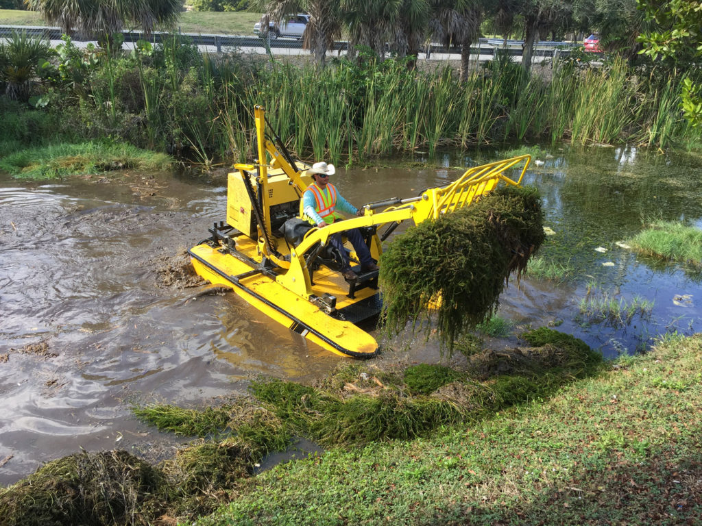 TigerCat Milfoil Removal Equipment