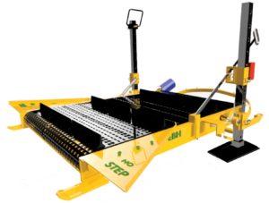 battery powered conveyor system