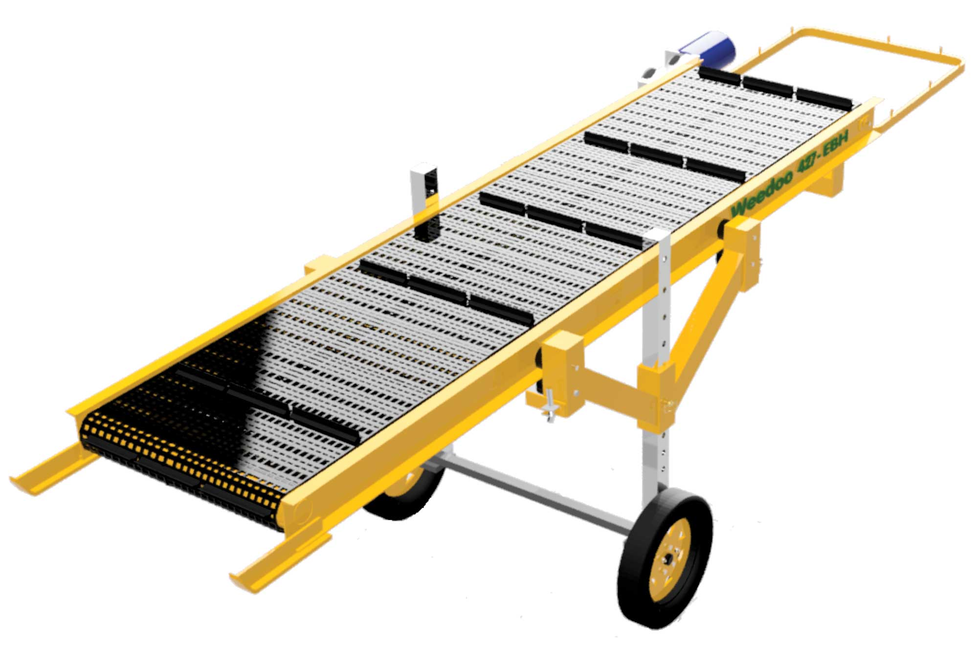 Weedoo 427 EBH - battery powered conveyor