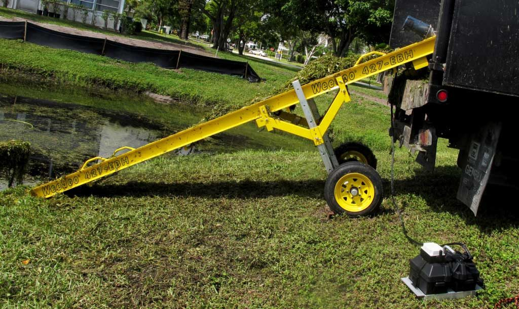Weedoo 427 EBH Aquatic Weed Removal Harvesters