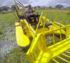 Aqua Weed Harvester