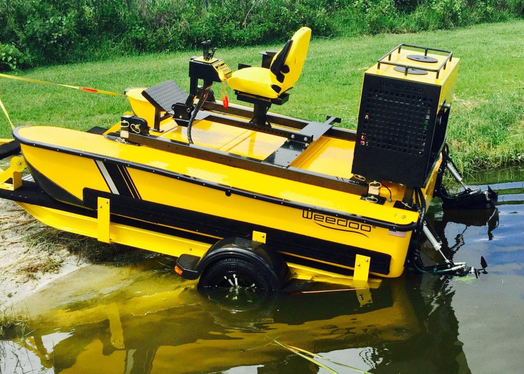 Weedoo Aqua Harvester