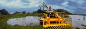 TC 3000 series cleaning pond