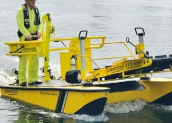 Weedoo Aquatic Harvester