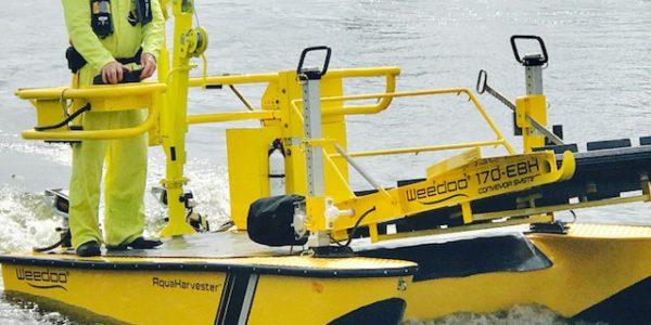 Weedoo Aquatic Harvester