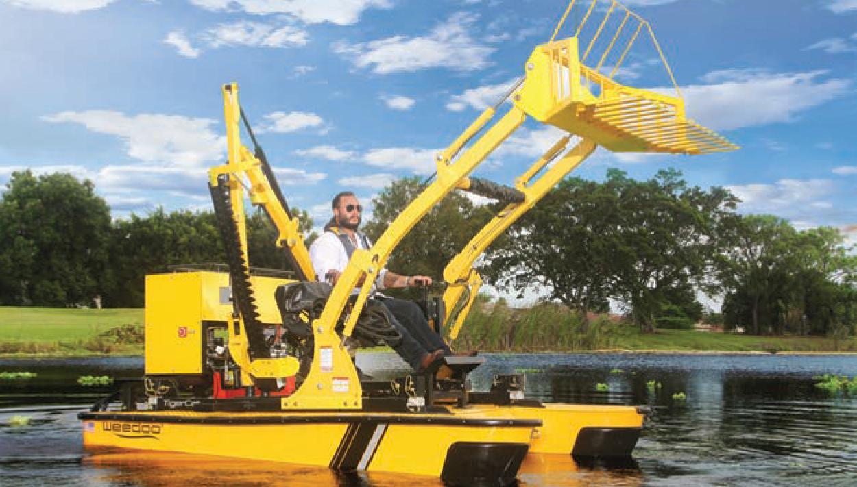 Weedoo Compact Workboat