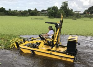 Pond Weed Remover