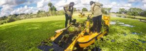 Water Tractors Work